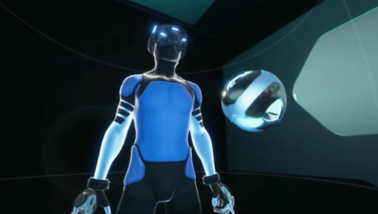 これぞ未来の球技!? 「PS VR」を使ったバーチャルスポーツ『Sparc』がなんだかスゴイ!