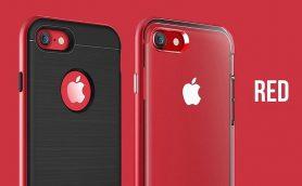 iPhone 7 (PRODUCT)REDユーザーにオススメ! 真紅のボディを最大限に生かすスマホケース