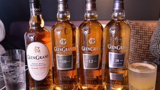 「和食×ウイスキー」の相性が抜群! レジェンドが教える高品質スコッチ「グレン グラント」