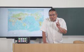 伝えるプロ・予備校の地理講師がカロッツェリアのFH-9300DVSを授業形式で解説