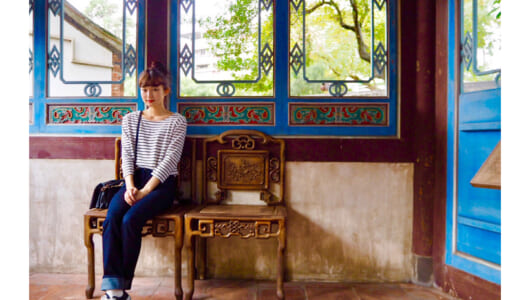 時間はないけど旅をしたい人は台湾へ! カリスマモデルおすすめのフォトスポット3選