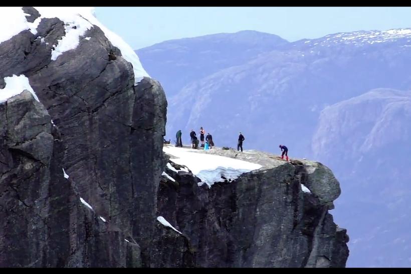 出典画像:「フィヨルド登頂への道 第3話」より。