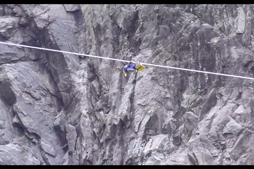 出典画像:「フィヨルド登頂への道 第4話」より。