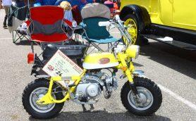 【The周年!】ホンダが「モンキー」と歩んだミニバイクの歴史ーー当初は多摩テックの遊具として開発されていた