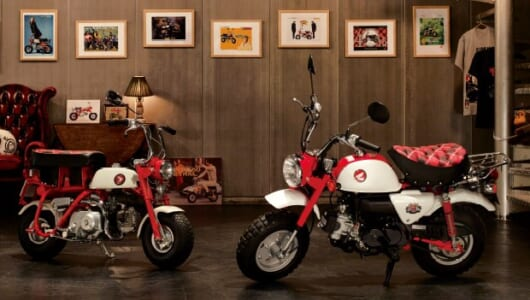 【The周年!】ホンダが「モンキー」と歩んだミニバイクの歴史ーー「ポストモンキー」となり得る乗り物は登場するのか
