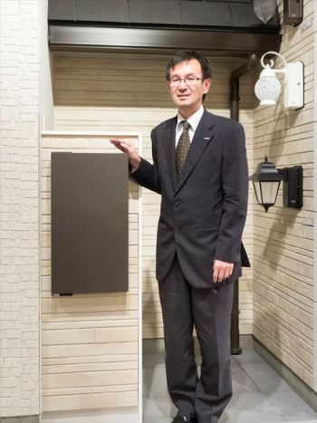 20170630 yamauchi 124 建築に携わる人必見!住宅の設計が変わります→「再配達問題」解決のカギはここにあり! 「宅配物受け取り」事情の最前線