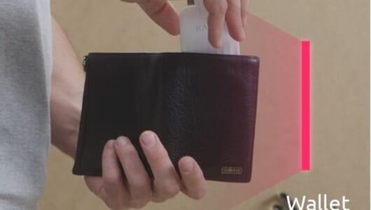 財布の中に余裕で入る! テックアワードを受賞した「激薄カード型モバイルチャージャー」に世界が熱視線
