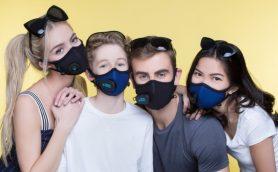 新鮮な空気を求めてイライラしない! 装着が必要な状況の時だけ教えてくれる「進化形マスク」登場