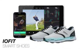 レッスン代は0円! ダメなスイング癖を指摘してゴルフを上達させてくれる「魔法の靴」が海外で話題に