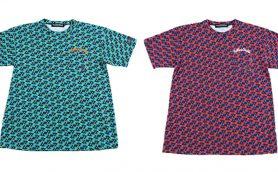 【ムーアイテム情報】「御札?」「耳なし芳一か」と話題騒然! 史上最多の「何か」を配したコラボTシャツ &ショーツ発売