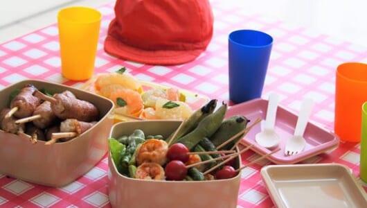 簡単・豪華・栄養バランスOK! 運動会のお弁当【元気な子どもが育つ毎日のごはん】