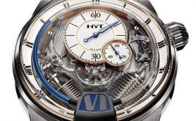 機械式時計の歴史を変えた「液体表示」は時計好き必見!  「HYT」が日本初のコーナーを東武池袋店にオープン