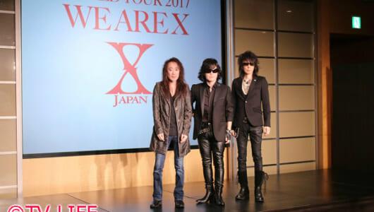 X JAPAN、7月のライブツアー日本公演を「アコースティックコンサート」として実施決定