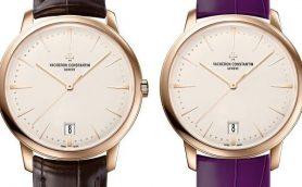 スイス最古級の時計ブランド「ヴァシュロン・コンスタンタン」が男女兼用サイズのパトリモニーを発表!
