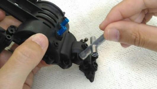タミヤの最新RCカー「M-07 CONCEPT シャーシキット」を組み立ててみた【事前準備~駆動系】