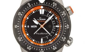 唯一無二の存在で時計業界を席巻! 時計ファンを虜にし続ける「Sinn」新作4モデルは伝統と個性の共演