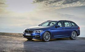 フルモデルチェンジでさらにスタイリッシュに! BMWの新型5シリーズツーリングが発売