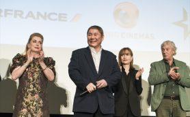 北野武監督がフランス映画祭2017のオープニングセレモニーに登場! フランス映画について語る