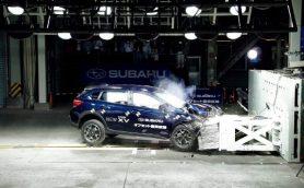 スバル車が最高評価点を更新! JNCAPの2016年度結果が発表