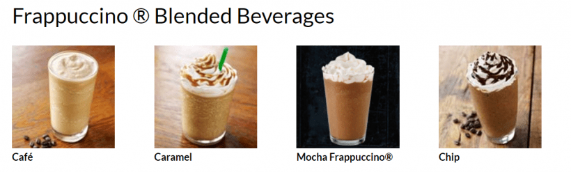 s_Blended Beverages Starbucks Coffee Company (1)