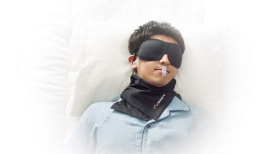 「鼻呼吸テープ」から耳にかける「いびき防止デバイス」まで! 話題の「快眠サポート雑貨」ベスト8