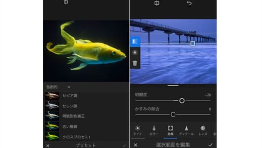 【レビュー】撮影からRAW現像、画像管理まで全部おまかせ! 大人気ソフトのモバイル版「Lightroom mobile」