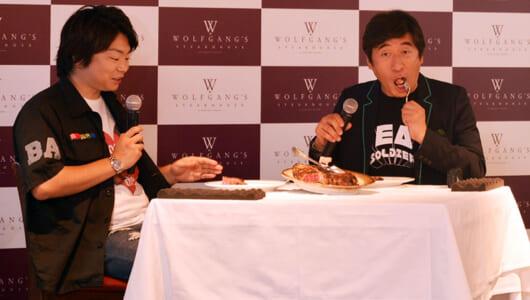 これで肉のつかみはOK! 寺門ジモンが断言する真のステーキ「Tボーン」とその作法