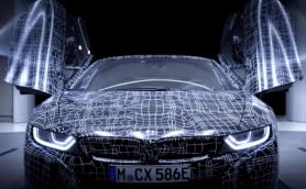 デビューは2018年! BMW i8ロードスターのティザームービーが公開