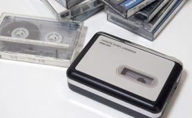 自宅に眠っているカセットテープがスマホで聴ける! オールインワンの変換プレーヤー「400-MEDI016」で簡単デジタル録音