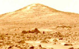【ムー古代遺跡】 なぜ火星にスフィンクスが…? 探査機の画像が示す「人類のルーツ=火星」の可能性