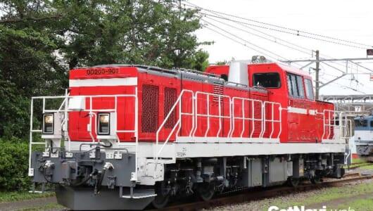 JRの新型機関車「DD200形式ディーゼル機関車」ってどんな車両? そのスペックと導入の背景を調べてみた