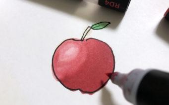 ↑絵のクオリティはともかく、グラデーション塗りは単純に楽しい