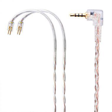 ↑バランス接続用交換ケーブルも発売予定