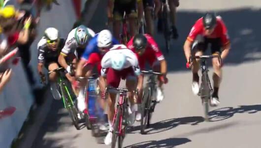盛り上がりを見せる「ツール・ド・フランス」ーー今大会最大の衝撃シーンはやはりこれ!!
