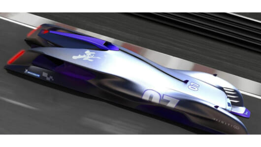 日中は人間が運転、夜間はオートパイロット? 2030年のル・マン24時間レース参戦マシンをデザイン