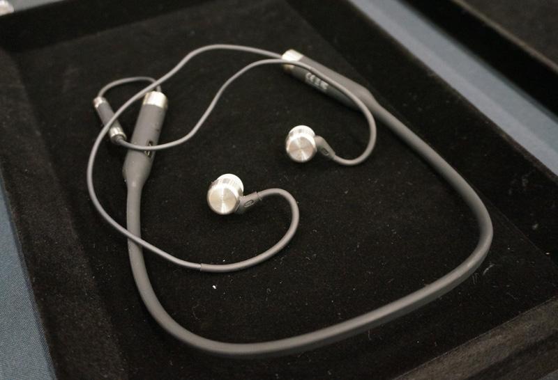 ↑RHA初のBluetoothワイヤレスイヤホン「MA750 Wireless」
