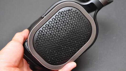 繊細で広大な音空間が楽しめる! アコースティック・リサーチ初の平面型ヘッドホン「AR-H1」誕生秘話
