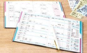 これからは手帳で「スケジュール+α」を管理する時代に! ミドリが2018年版のダイアリー3種類を発表