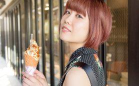 【鎌倉デートなう。に使っていいよ】声優・前田玲奈と巡る鎌倉の絶品アイス店5選