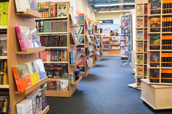 42108554 - store, interior, book.