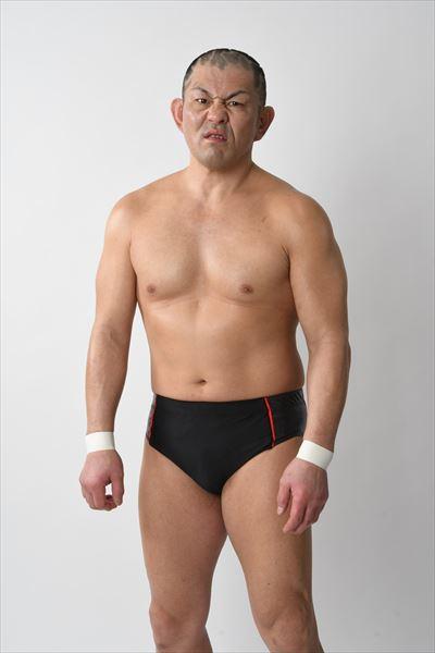 ↑鈴木みのる選手 ©新日本プロレス