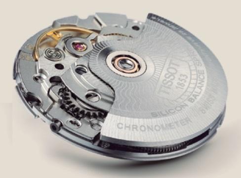 ↑バラードが搭載するPowermatic 80