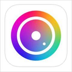↑「ProCam 4 - マニュアルカメラ+RAW」。iOS用。600円