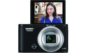 豊富なメイクアップ機能で理想の自分に! 自撮りが楽しいコンパクトデジカメ「カシオ EXILIM EX-ZR4100」