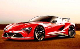 【スクープ】これが次期型スープラだ! BMWと共同開発が進む気になる詳細情報とは