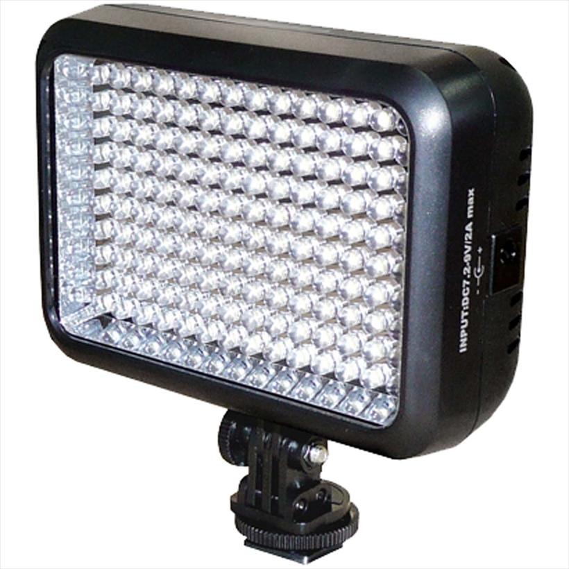 ↑LEDライトの例。LPL LEDライトVL-1400(参考価格/1万1420円)。
