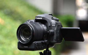↑普段写真撮影で使っている一眼レフやミラーレス一眼で、高画質なフルHDや4K動画撮影が楽しめる。撮影に必要な機材やカメラの設定などを解説