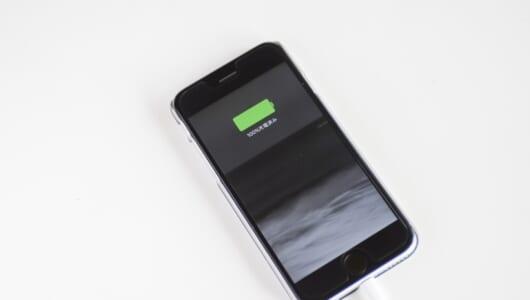 ほんの数秒でフル充電できる! スマホユーザー待望の超速バッテリーが間もなく実用化か