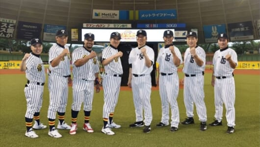 松井秀喜、『とんねるずのスポーツ王』で石橋貴明とリアル野球BAN対決!「一矢を報いたい」
