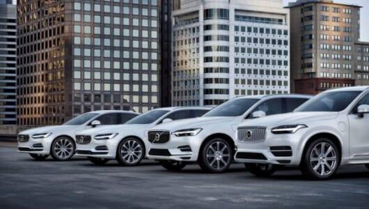 EV事業への転身を明言! ボルボ、2019年から全モデルを電動化へ